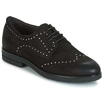 Încăltăminte Femei Pantofi Derby Dream in Green HANFA Negru