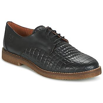 Încăltăminte Femei Pantofi Derby Dream in Green HEDINE Negru
