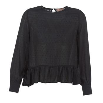 Îmbracaminte Femei Topuri și Bluze Moony Mood HARMO Negru