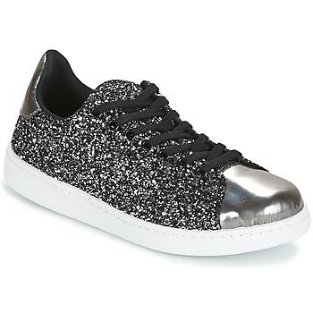 Pantofi Femei Pantofi sport Casual Yurban HELVINE Gri / Glitter