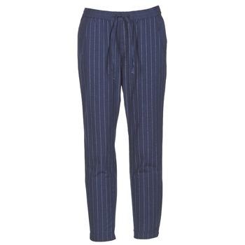 Îmbracaminte Femei Pantaloni fluizi și Pantaloni harem G-Star Raw BRONSON PS SPORT WMN Albastru