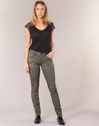 Îmbracaminte Femei Jeans skinny G-Star Raw 5620 STAQ 3D MID SKINNY COJ WMN Kaki