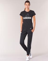 Îmbracaminte Femei Pantaloni de trening adidas Performance ESS 3S PANT CH Negru
