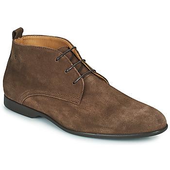 Pantofi Bărbați Ghete Carlington EONARD Maro