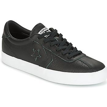 Încăltăminte Femei Pantofi sport Casual Converse BREAKPOINT FOUNDATIONAL LEATHER OX Negru / Alb