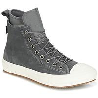 Pantofi Bărbați Pantofi sport stil gheata Converse CHUCK TAYLOR WP BOOT NUBUCK HI Harmaa