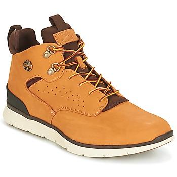Încăltăminte Bărbați Pantofi sport stil gheata Timberland KILLINGTON HIKER CHUKKA Camel