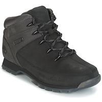 Pantofi Bărbați Ghete Timberland EURO SPRINT HIKER Negru / Gri