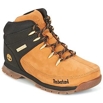 Pantofi Copii Ghete Timberland EURO SPRINT Maro