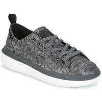 Pantofi Femei Pantofi sport Casual Palladium CRUSHION LACE CAMO Negru / Gri