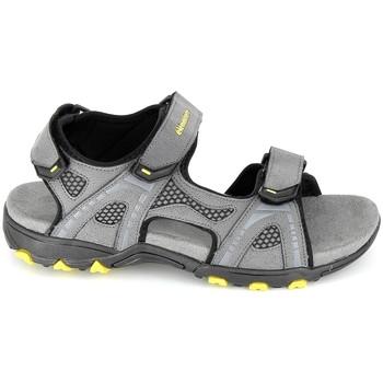 Pantofi Bărbați Sandale  Elementerre Calcha Gris Jaune Gri