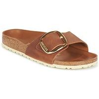 Pantofi Femei Papuci de vară Birkenstock MADRID BIG BUCKLE Maro