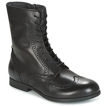 Pantofi Femei Ghete Birkenstock LARAMI Negru