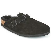 Pantofi Femei Saboti Birkenstock BOSTON Negru