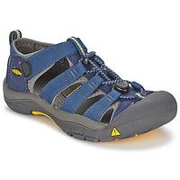 Pantofi Copii Sandale sport Keen KIDS NEWPORT H2 Albastru / Gri