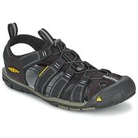 Pantofi Bărbați Sandale sport Keen MEN CLEARWATER CNX Negru / Gri
