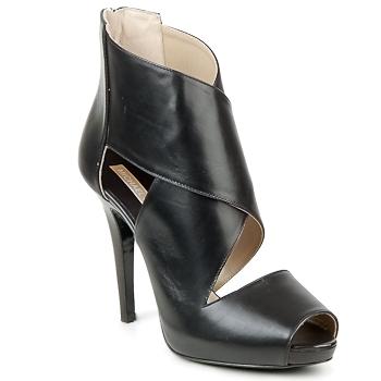 Încăltăminte Femei Sandale și Sandale cu talpă  joasă Michael Kors NEW SWEET Negru