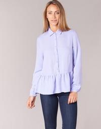 Îmbracaminte Femei Topuri și Bluze Betty London IHALONI Albastru