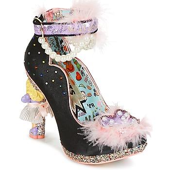 Pantofi Femei Pantofi cu toc Irregular Choice ALL ABOUT MOI Black