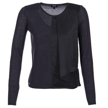Îmbracaminte Femei Pulovere Armani jeans JAUDO Bleumarin