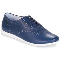 Încăltăminte Femei Pantofi Oxford Kickers BECKI Bleumarin