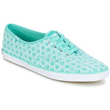 Încăltăminte Femei Pantofi sport Casual Keds CH EYELET Aqua
