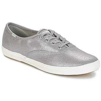 Pantofi Femei Pantofi sport Casual Keds CH METALLIC CANVAS Silver