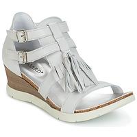 Pantofi Femei Sandale și Sandale cu talpă  joasă Regard RECALI Gri