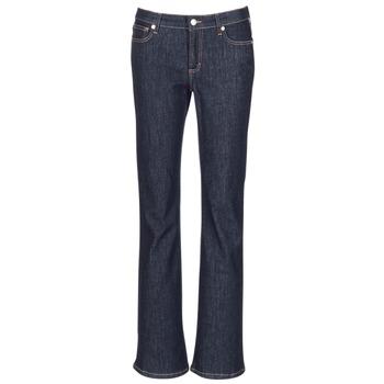 Îmbracaminte Femei Jeans bootcut Yurban IHEKIKOU BOOTCUT Albastru