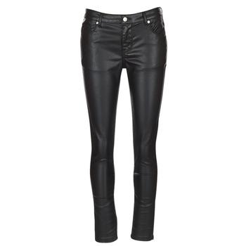 Îmbracaminte Femei Pantalon 5 buzunare Moony Mood HENDUI Negru
