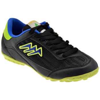 Pantofi Copii Fotbal Agla  Negru