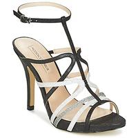 Pantofi Femei Sandale și Sandale cu talpă  joasă Menbur DARRO Negru