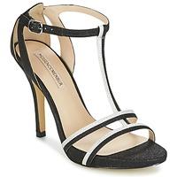 Pantofi Femei Sandale și Sandale cu talpă  joasă Menbur LOJA Negru