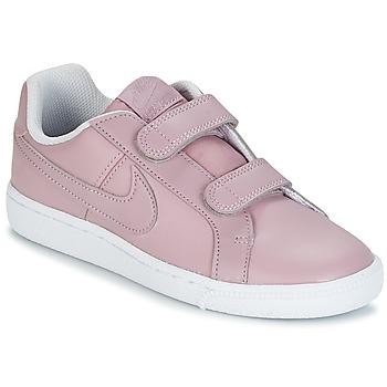 Încăltăminte Fete Pantofi sport Casual Nike COURT ROYALE CADET Roz