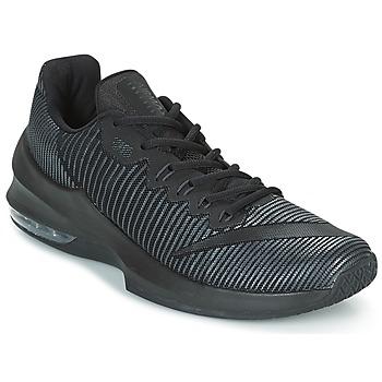 Pantofi Bărbați Basket Nike AIR MAX INFURIATE 2 LOW Negru