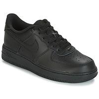 Pantofi Copii Pantofi sport Casual Nike AIR FORCE 1 CADET Negru