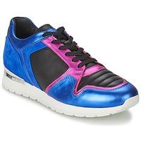 Pantofi Femei Pantofi sport Casual Bikkembergs KATE 420 Albastru / Fushia
