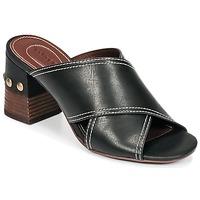 Pantofi Femei Papuci de vară See by Chloé SB30083 Negru
