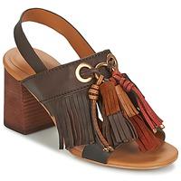 Pantofi Femei Sandale  See by Chloé SB30102 Maro