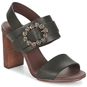 Pantofi Femei Sandale și Sandale cu talpă  joasă See by Chloé SB30123 Negru