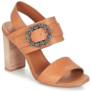 Pantofi Femei Sandale  See by Chloé SB30123 Camel