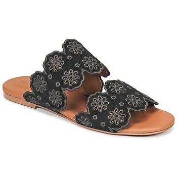 Încăltăminte Femei Papuci de vară See by Chloé SB30182 Negru