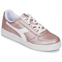 Pantofi Femei Pantofi sport Casual Diadora B ELITE I METALLIC WN Bronz