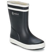 Pantofi Copii Cizme de ploaie Aigle BABY FLAC Bleumarin