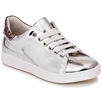 Pantofi Fete Pantofi sport Casual Young Elegant People EDENI Argintiu