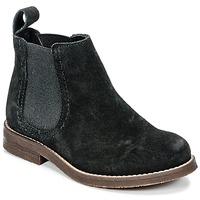 Pantofi Fete Ghete Young Elegant People COLETTE Negru