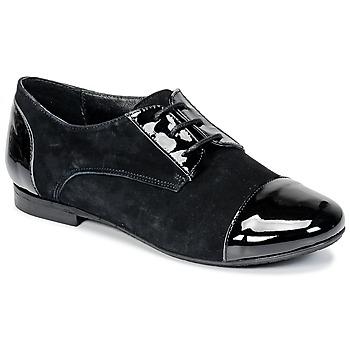 Pantofi Fete Pantofi Derby Young Elegant People FLORINDA Negru