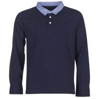 Îmbracaminte Bărbați Tricou Polo manecă lungă Casual Attitude IHEYA Bleumarin