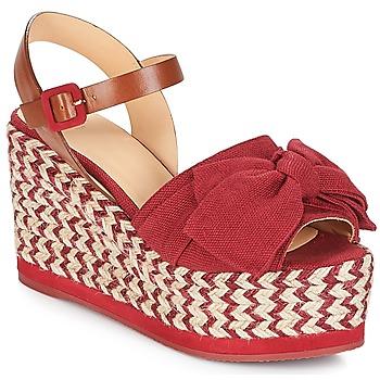 Pantofi Femei Sandale și Sandale cu talpă  joasă Castaner EUCALIPTO Malina