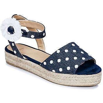 Pantofi Femei Sandale  Castaner WOXOC Albastru